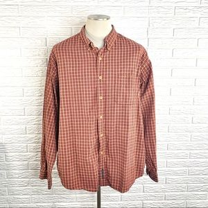 Abercrombie & Fitch Plaid Long Sleeve Shirt